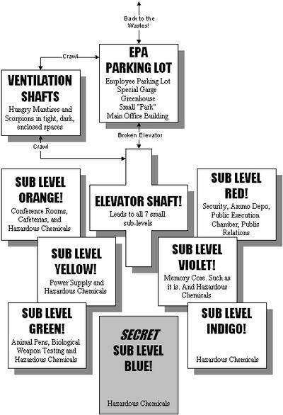 FB6 Environmental Protection Agency map