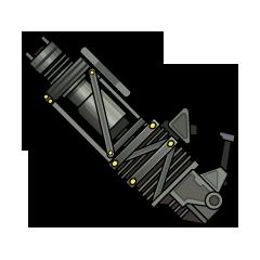 FoS Gatling laser