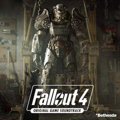 Fo4 Original Game Soundtrack cover