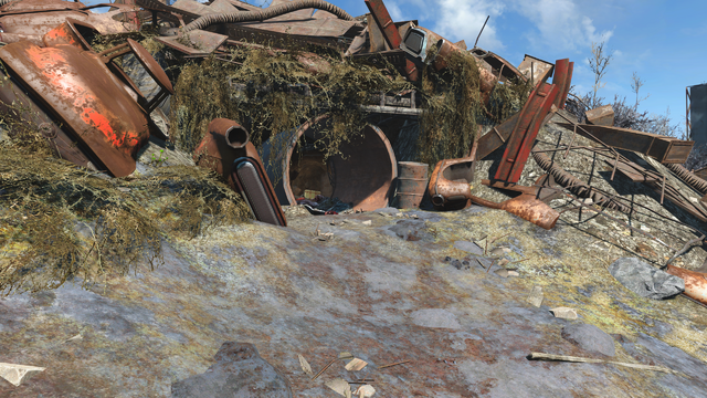 File:FO4 Rotten Landfill south entrance.png