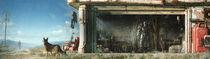 Fo4 trailer lithograph