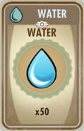 FoS Water Card