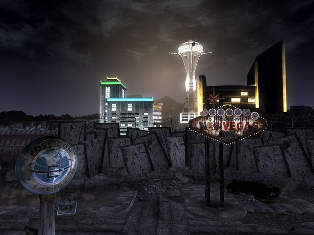 File:Fabulous New Vegas sign at night.jpg