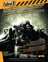 Fallout Film Fest