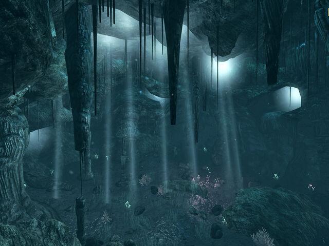 File:Lake Mead Cave int2.jpg
