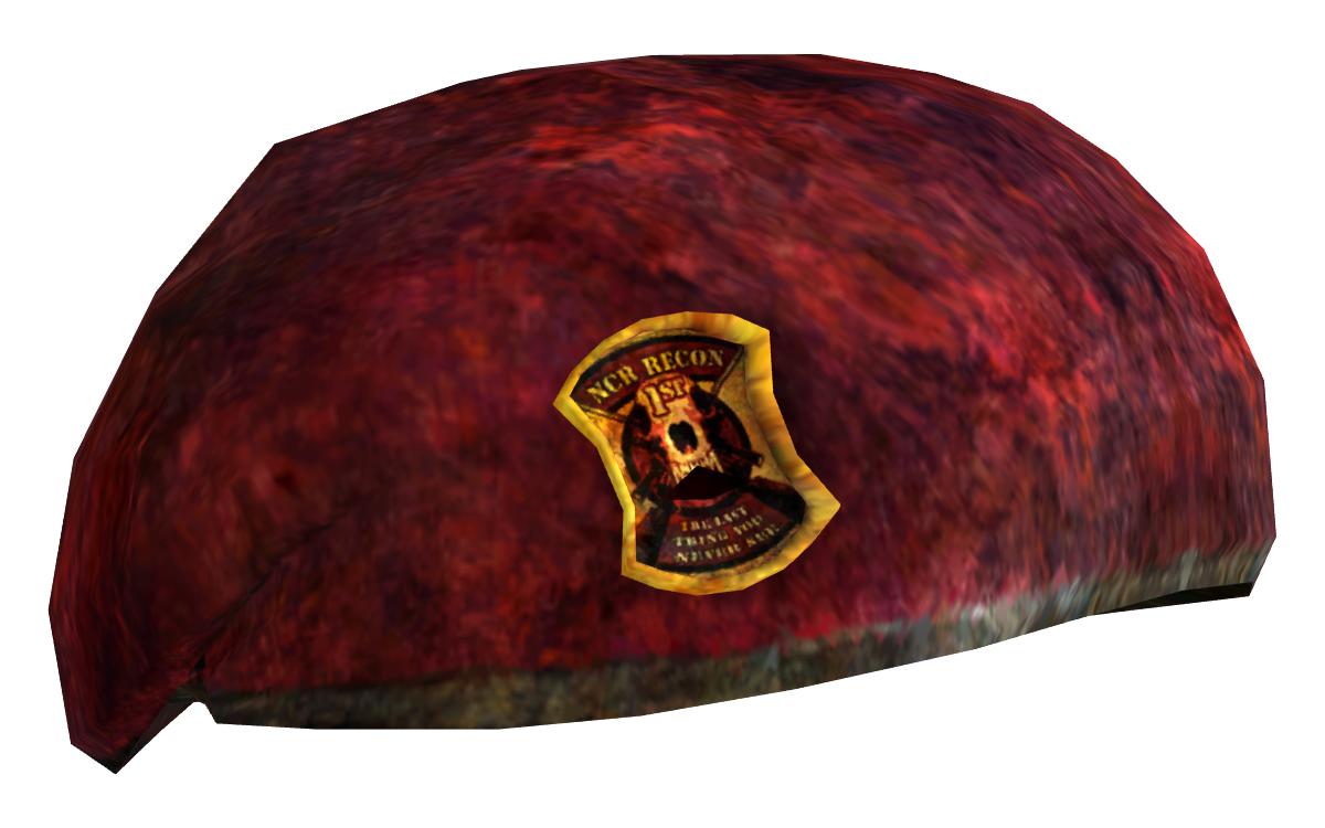 1st recon beret