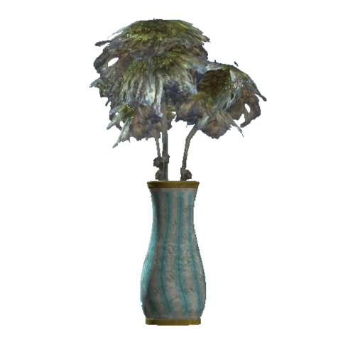 File:Teal flared vase.png