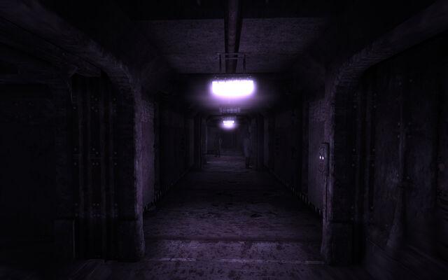 File:Vault 106 hallucination corridor.jpg