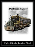 FOBOS Wasteland Express concept