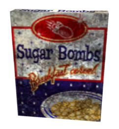 FO3 Sugar Bombs