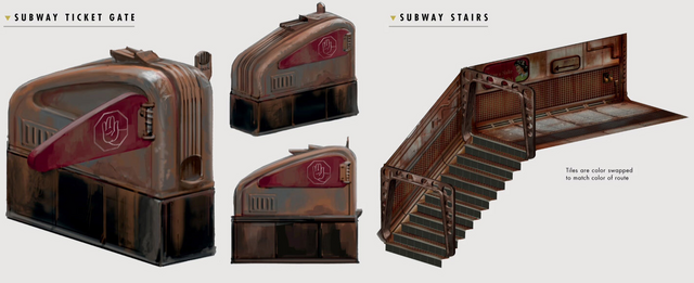 File:The Art of Fallout 4 Subway Ticket Gate.png