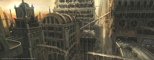 File:Fallout Online concept art.jpg