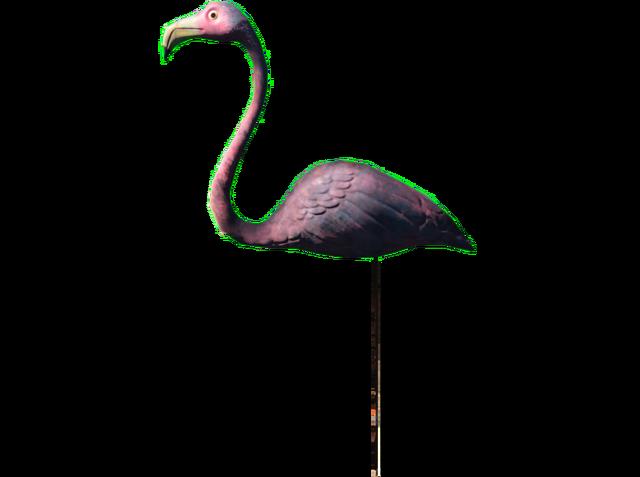 File:Fo4 Lawn Flamingo.png