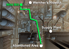 Wild Bill map
