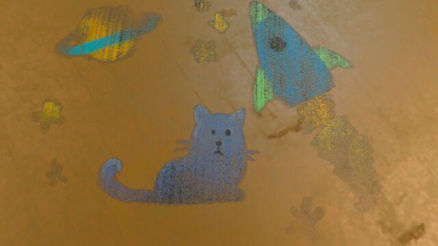 File:FO4 Vault 81 cat drawing.jpg