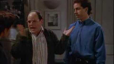 Seinfeld - George Costanza's Christmas Card