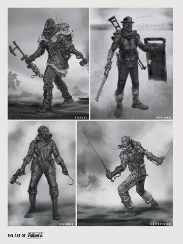 File:FO4 Art Raider Types.jpg