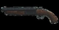 FO4 Sawed-off shotgun