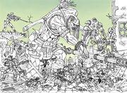 Fallout 3 Rattenkrieg by Z A K