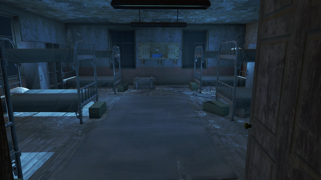 File:FO4 Fort Strong inaccessible barracks.png