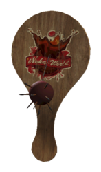 FO4 NW PaddleBall spiked