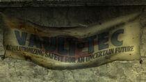 Vault-Tec banner