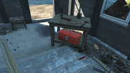 FO4 Westing estate mitt