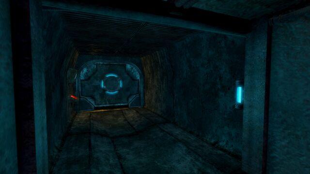 File:Remnants bunker door locked by password.jpeg