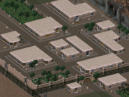 Fo2 Vault City Downtown