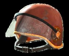 Fo4 security helmet