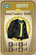 FoS Tunnel Snakes' Outfit Card