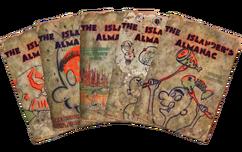 Islanders Almanac collage
