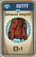 FoS Advanced Jumpsuit Card