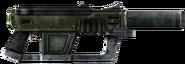 12.7mm submachine gun 1 3