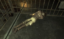 FNV Carter's corpse