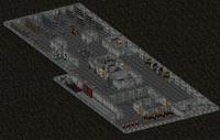 Fo2 Sierra Army Depot Robotic Repair Bay and Storerooms