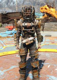 Fallout 4 RГјstungen