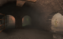 Fo4 sarge castle tunnels