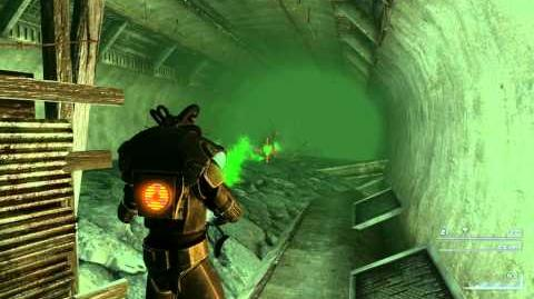 FNV The horrors of Goodspring Sewers