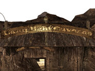 NCR Ranger safehouse LL sign