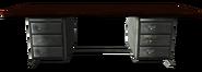 Col Moores desk