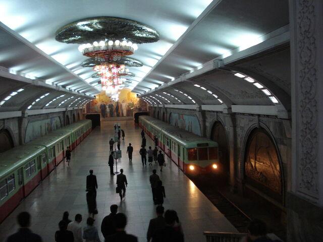 File:Pyongyang Metro.JPG