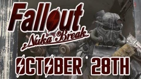 Fallout Nuka Break Season 2 coming October 28th