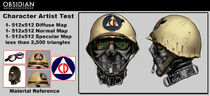 FNV CharacterArtistTest CA