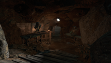 FO4 Rocky Cave Entrance