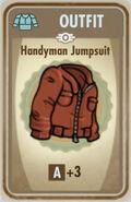 FoS Handyman Jumpsuit Card