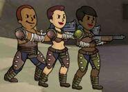 FoS raiders lineup