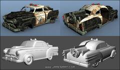 12 FNV Patrol-Car