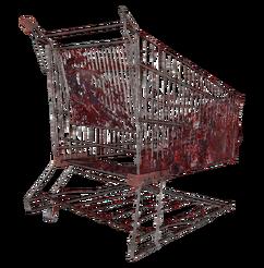 FO4 Super Mutant Cart