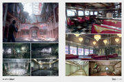 Art of Fo4 Museum of Freedom concept art